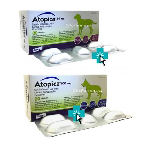 Atopica Para Perros (50 o 100 mg)