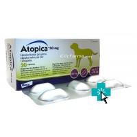 Atopica 50 mg Para Perros