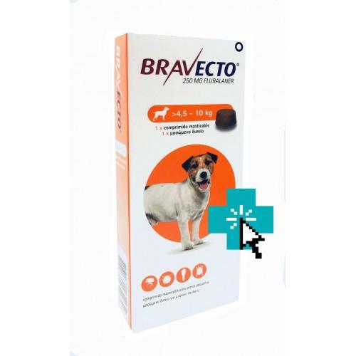 Bravecto 4.5 - 10 kg