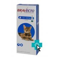 Bravecto 2.8 - 6.25 kg