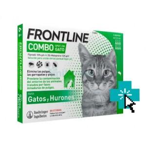 Frontline Combo Spot On Gato