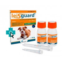 Leisguard duplo 2x60 ml