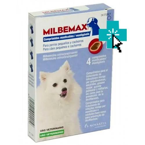 Milbemax Perros Pequeños