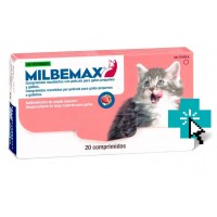 Milbemax Gatos Pequeños