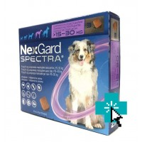 Nexgard Spectra 15-30 kg