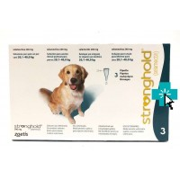 Stronghold Perros 20.1-40 kg 3 Pipetas
