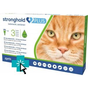 Stronghold Plus Gatos 5-10 kg