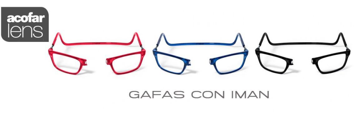 Acofarlens gafas con iman
