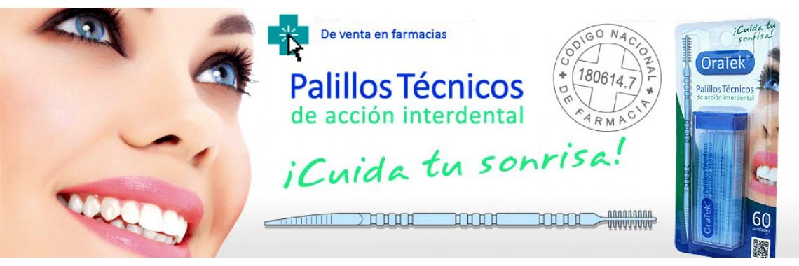 ORATEK PALILLOS INTERDENTALES