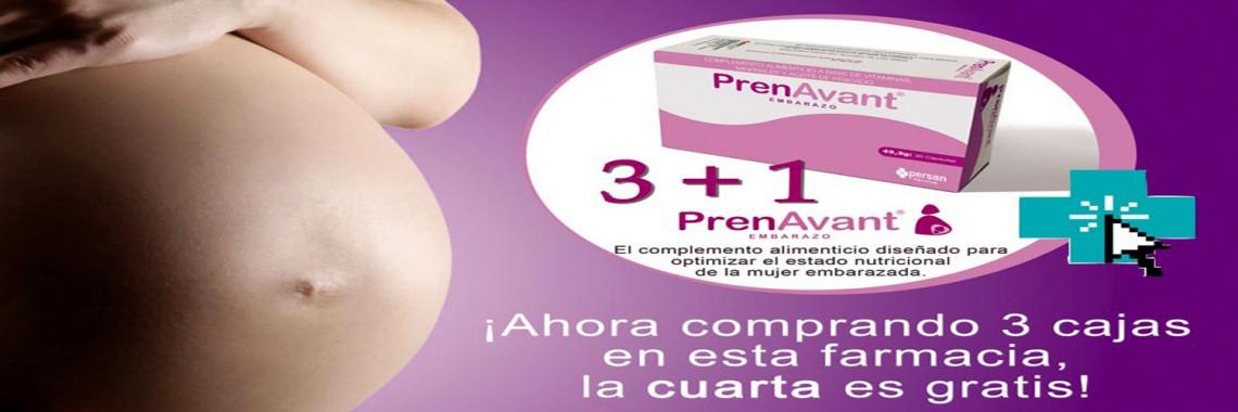 Prenavant Embarazo