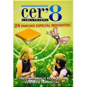 Cer 8 Parches Antimosquitos