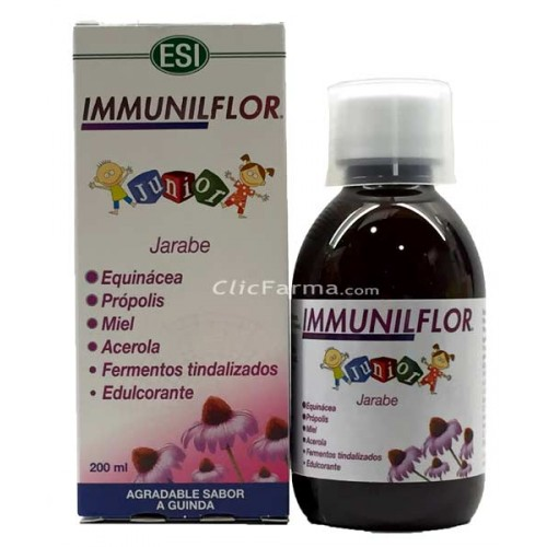 Immunilflor Junior Jarabe