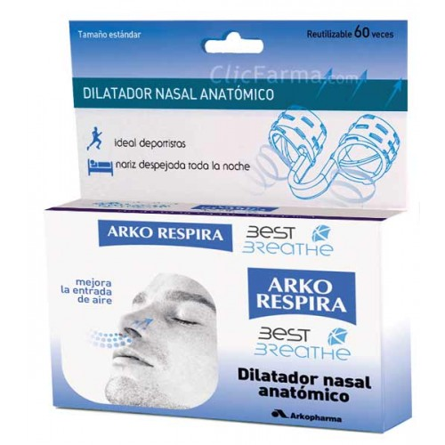 ArkoRespira Best Breathe Dilatador Nasal Anatomico