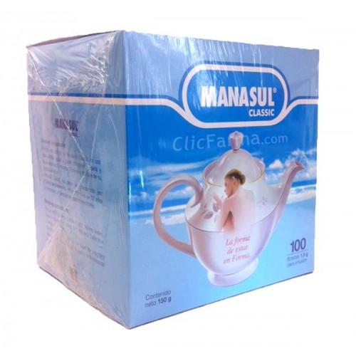 Manasul Classic 100 bolsitas