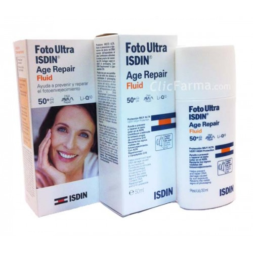 Isdin Foto Ultra Age Repair Fluid 50 ml