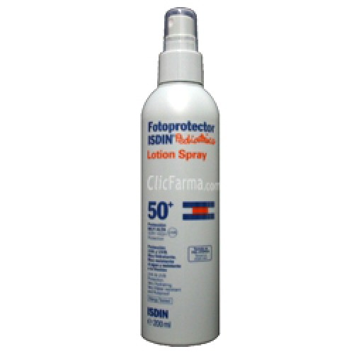 Isdin Fotoprotector Lotion Spray Pediatrico 50+