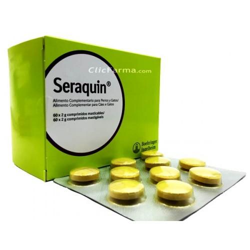 Seraquin 60 Comprimidos
